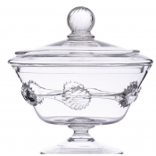 Ines Lidded Compote