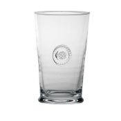 Berry and Thread Glass Highball
