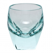 Moser Bar Shot Glass - Beryl