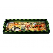Annie Modica Olive Oil Bar Tray