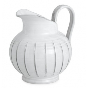 Arte Italica Bella Bianca Pitcher - 62oz.