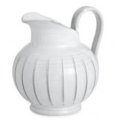 arte italica bella bianca pitcher 62oz - Arte Italica