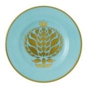 Turquoise Accent Plate