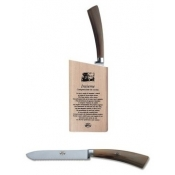 Berti Insieme Ox Horn Handle Tomato Knife
