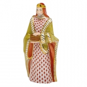 Herend Nativity Melchior Figure
