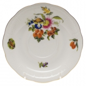 Fruits and Flowers TEA SAUCER