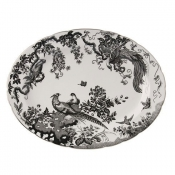 Black Aves - Platinum Large Platter - 15""