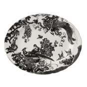 Black Aves - Platinum Medium Platter - 13""