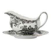 Black Aves - Platinum Sauce Boat Stand