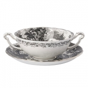 Black Aves - Platinum Cream Soup Cup