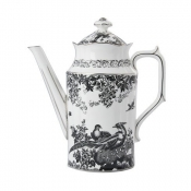Black Aves - Platinum Coffee Pot