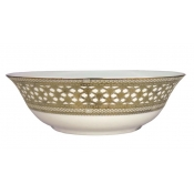 Hawthorne Gilt Serving Bowl