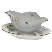 Printemps GRAVY BOAT W/FIXED STAND