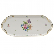 "Printemps SANDWICH TRAY  14.5""L X 6""W"