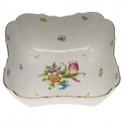 "Printemps SQUARE SALAD BOWL  10""SQ"