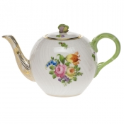 Printemps TEA POT W/BUTTERFLY (12 OZ) 4""
