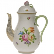 Printemps COFFEE POT W/ROSE  - 60 OZ