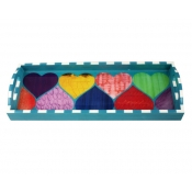 Annie Modica Hearts - Love Bar Tray
