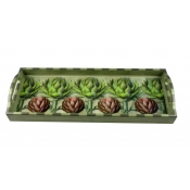 Annie Modica Artichoke Bar Tray