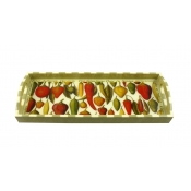 Annie Modica Chilis Bar Tray