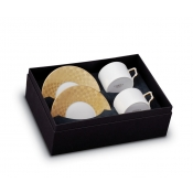 Byzanteum Or Tea Cup + Saucer (Gift Box of 2)