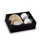 Tea Cup + Saucer (Gift Box of 2)