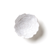 Small Bowl - White Rose