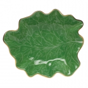 Small Natural Leaf Dish