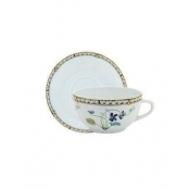 Set Of 2 Cappuccino Cup & Saucer