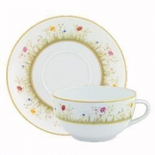 Set Of 2 Cappuccino Cup/Saucer