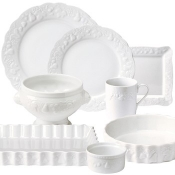 Philippe Deshoulieres  5 Piece Place Setting  *