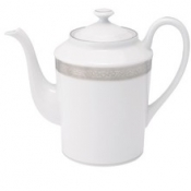 Round Coffee Pot
