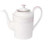 Margot Pink  Round Coffee Pot