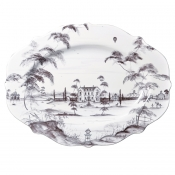 Juliska Country Estate Serving Platter - Main House
