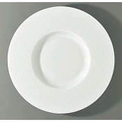 Checks by Thomas Keller Risotto Plate - Large