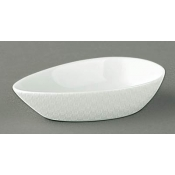 Checks by Thomas Keller Quenelle Dish - Small