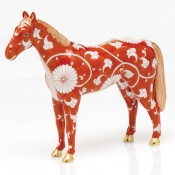 Herend Chinese Zodiac Small Horse