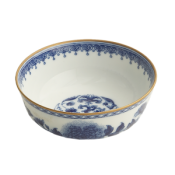 Mottahedeh Imperial Blue Dessert Bowl - Pair