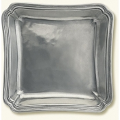 MATCH Pewter Lorenzo Square Serving Dish