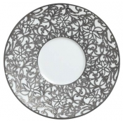 Courdoue Platinum Bread and Butter Plate - Round Bottom