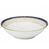 Scala Blue Gold Filet  Mini Cream Bowl