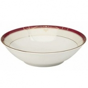 Scala Red Gold Filet  Mini Cream Bowl
