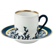 Cristobal Marine Coffee Saucer