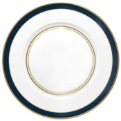 Cristobal Marine Dinner Plate - Narrow Band