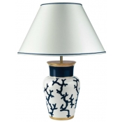 Cristobal Marine Lamp & Shade