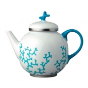 Cristobal Turquoise Tea Pot