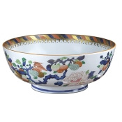 Mottahedeh Bassett Hall Bowl with Stand