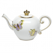 Royal Garden Limited Edition Teapot w/ Crown