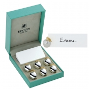 Pomme / Apple Place Card Holders / Boxed Set 6