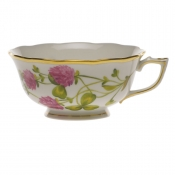American Wildflower - Red Clover TEA CUP  (8 OZ) -Red Clover